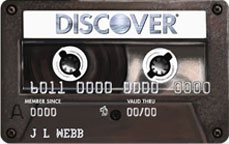 Discover Student More Card