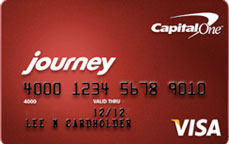 Journey Student Rewards Credit Card