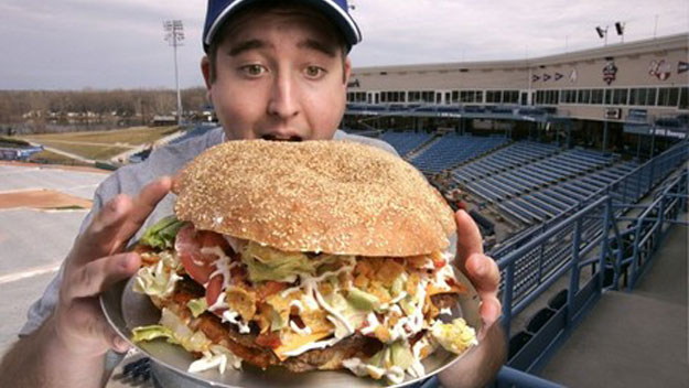 Fifth Third Burger (Fifth Third Ballpark)