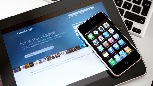 Twitter on the iPad