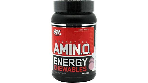 Optimum Nutrition Amino Energy Chewables