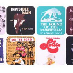 Literary-Coasters
