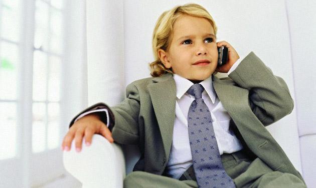6. Дети воображают себя взрослыми(2)