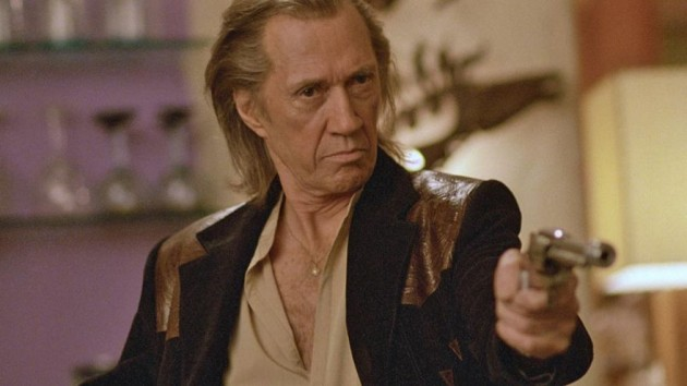 David Carradine gun2
