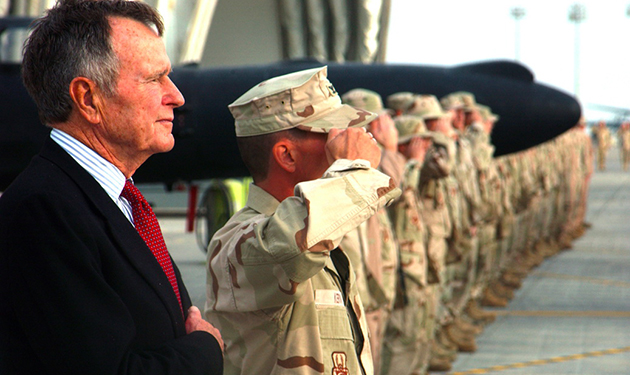 George H.W. Bush and the Iran-Contra Affair