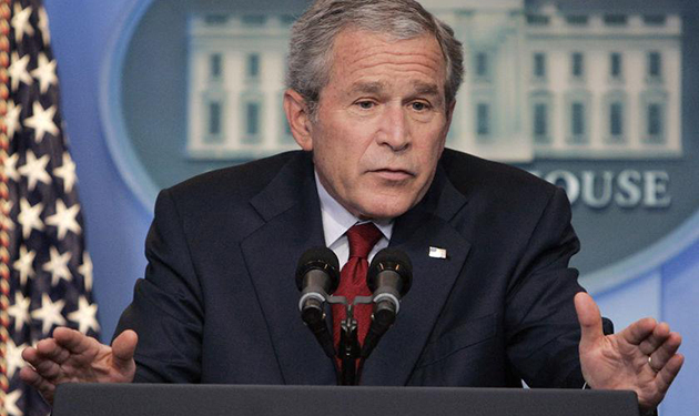 George W. Bush and Weapons of Mass Destruction