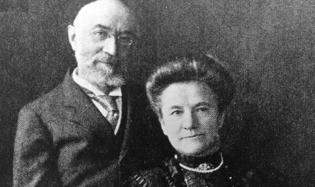 Ida Straus  Isidor Straus