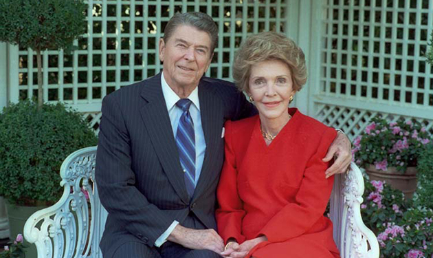 Ronald Reagan  Nancy Reagan