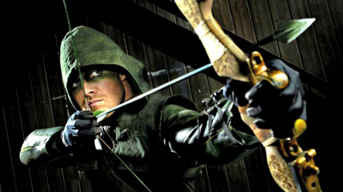 Arrow Find out where your enemy is. Get at him as soon as you can