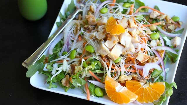 1 - Asian Inspired Salad