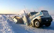 snow driving