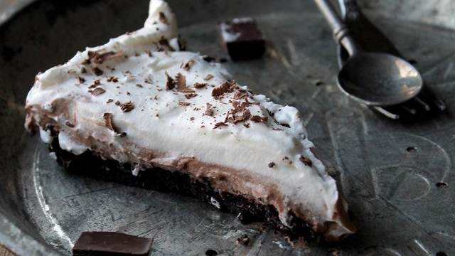 3) French Silk Tart