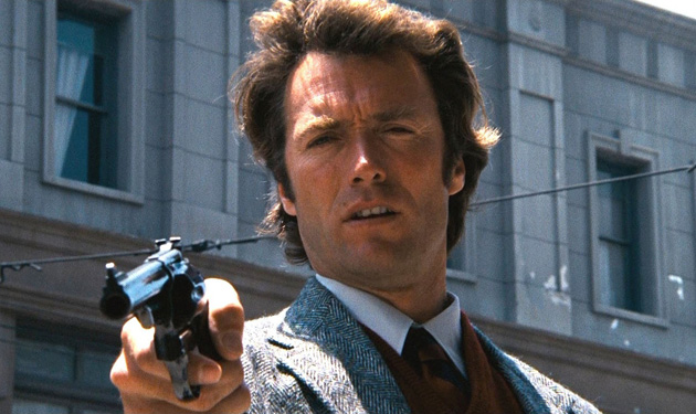 """Dirty"" Harry Callahan (Clint Eastwood) from Dirty Harry"
