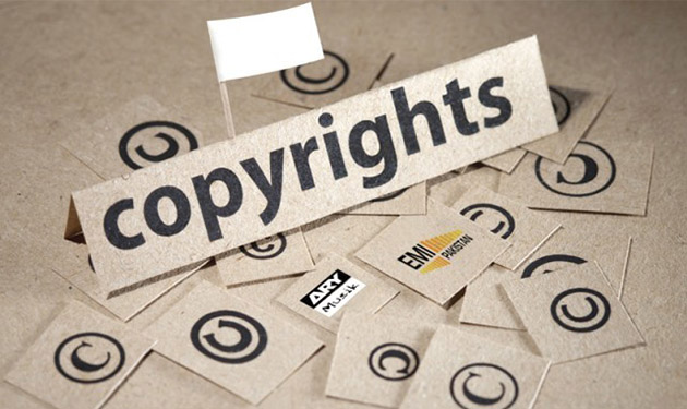 Avoid copyright infringements