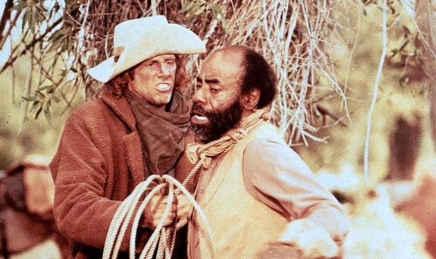 Jebediah Nightlinger (Roscoe Lee Browne) from The Cowboys