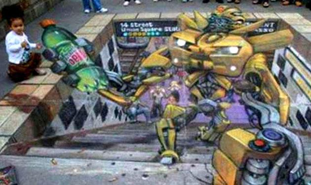 2_Bumblebee-Sidewalk