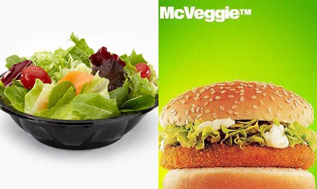 3 menu Burger King