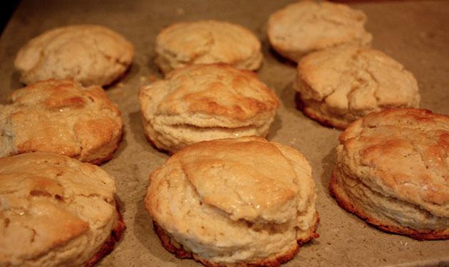 6. Buttermilk Biscuit