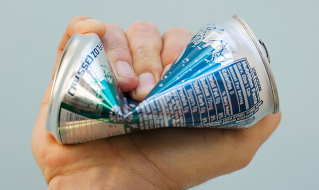 no to diet drinks