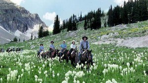 Go Horseback Riding in Swan Valley, Montana