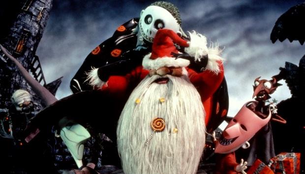 scarey christmas movies