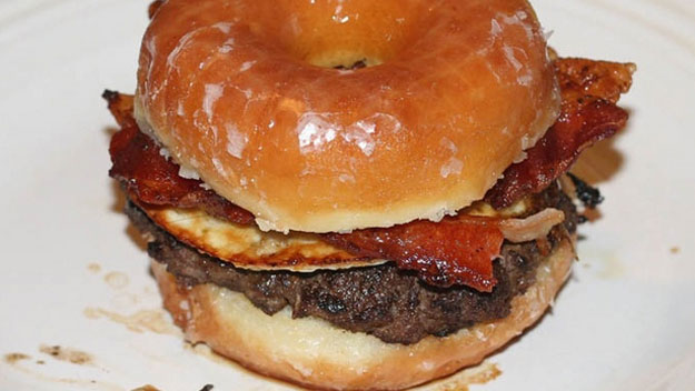 Luther Burger/Doughnut Burger (T.J. Mulligans)