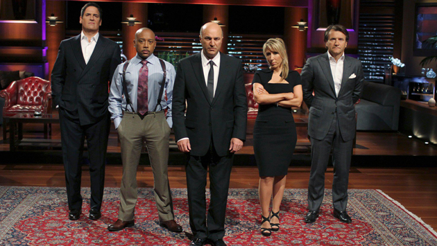 Shark Tank hosts